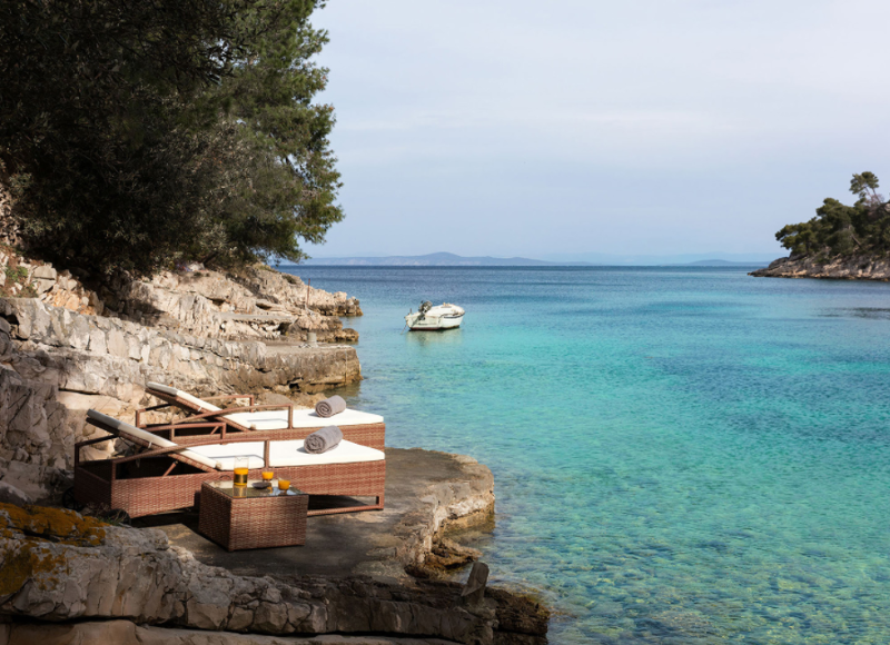 Little Green Bay: un petit paradis planqué sur l'île de Hvar, Croatie