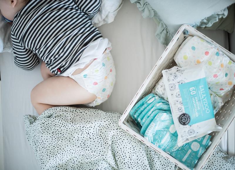 Shopping list : les essentiels pour les soins du nouveau-né