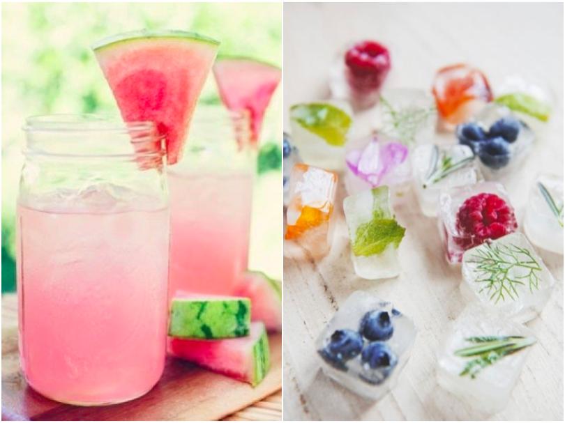 5 boissons très fraîches pour une grossesse de plein été