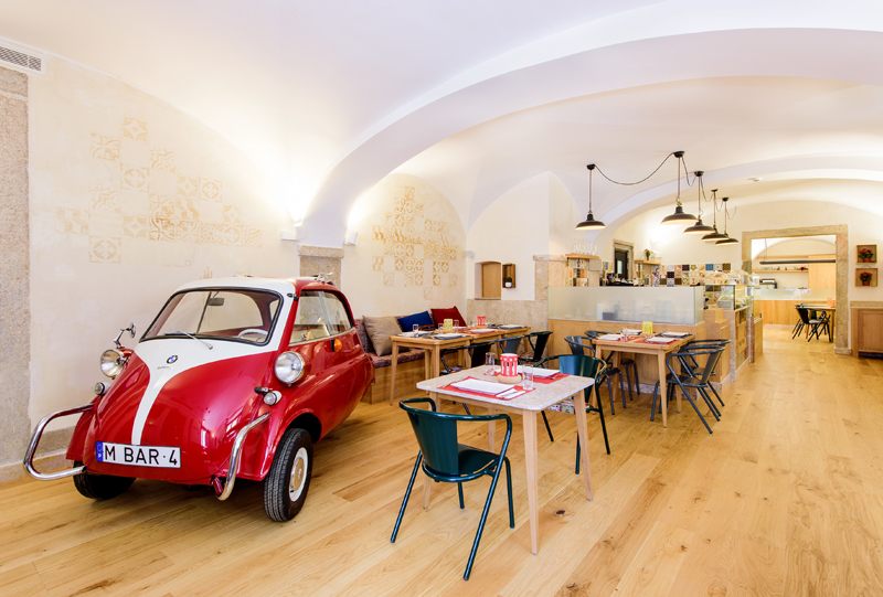 Martinhal Lisbon Chiado: a hotel with a kids club in the heart of the city