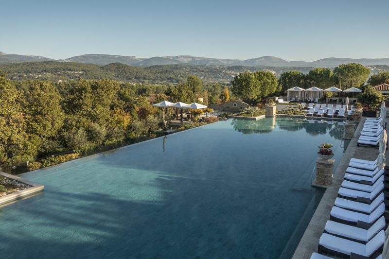Terre Blanche: a kid-friendly resort in Provence