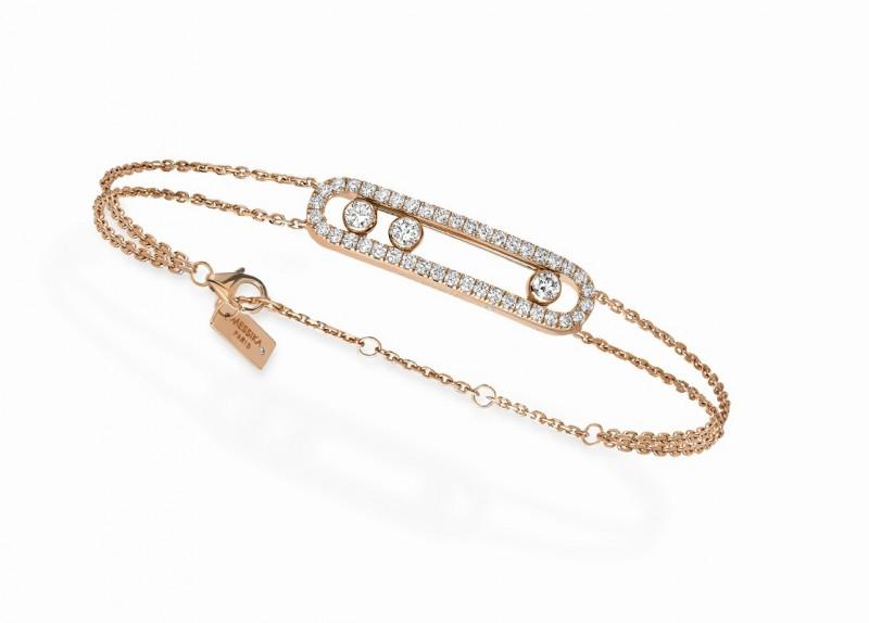 Diamants_Messika Joaillerie - Bracelet Move Pavé 3995P