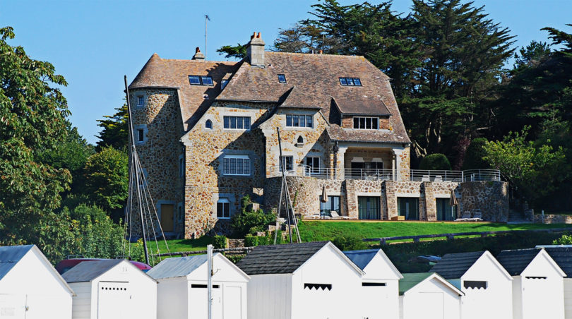 Manoir Dalmore: holiday in Brittany with the family (Finistère)