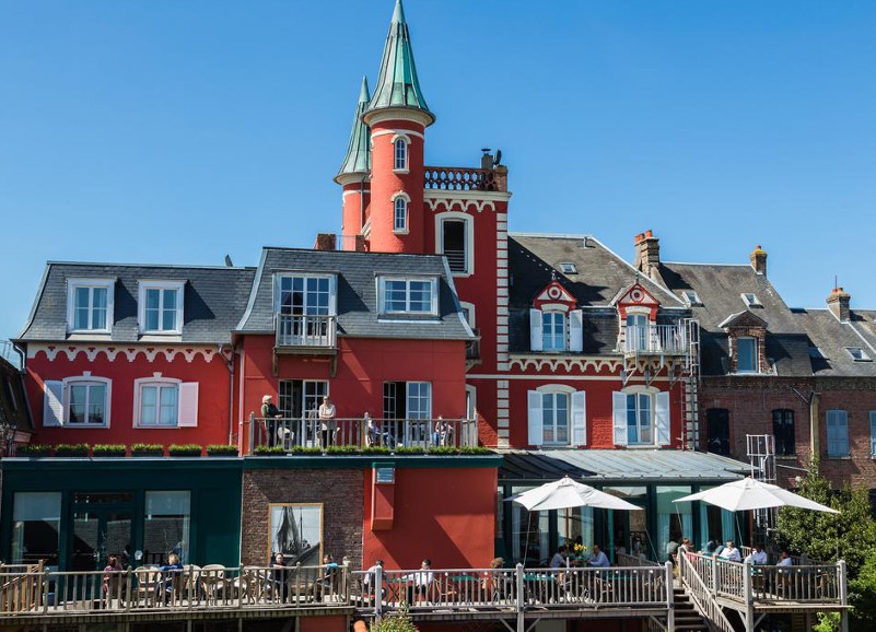 Hôtel Les Tourelles : a nice family retreat in the Bay of Somme