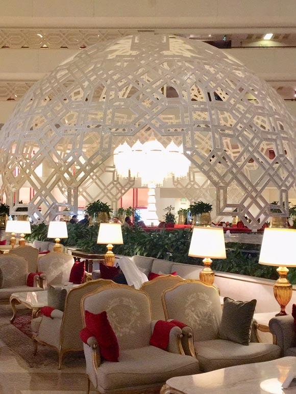 Le Grand Sheraton à Doha