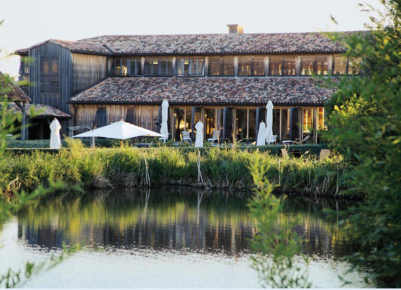 Les Sources de Caudalie: a palace in the heart of vineyards