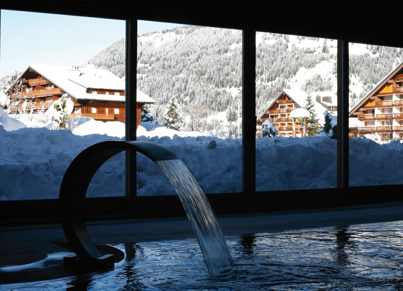 Chalet RoyAlp in Switzerland: for skiing and more (Villars-sur-Ollon)
