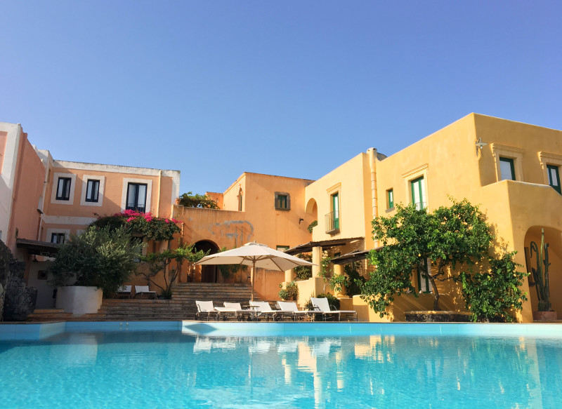 Escapade à Salina: la vie douce en Sicile