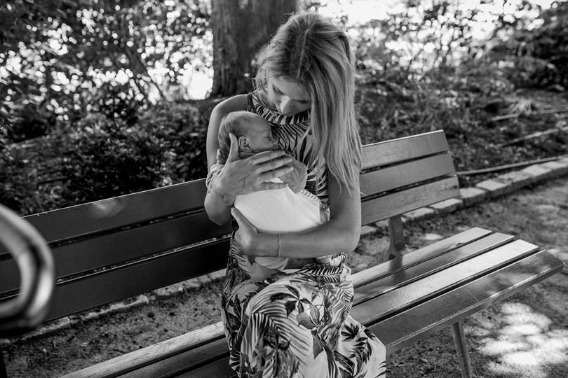 Promenade, bain, repas : comment créer la connexion avec son bébé?