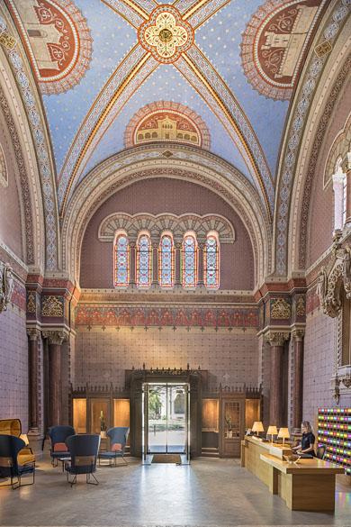 Fourviere-Hotel-Lyon-Reception