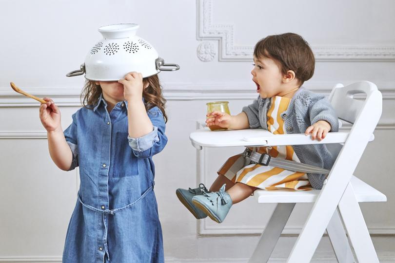 4 astuces pour des repas variés et sans crise avec les enfants