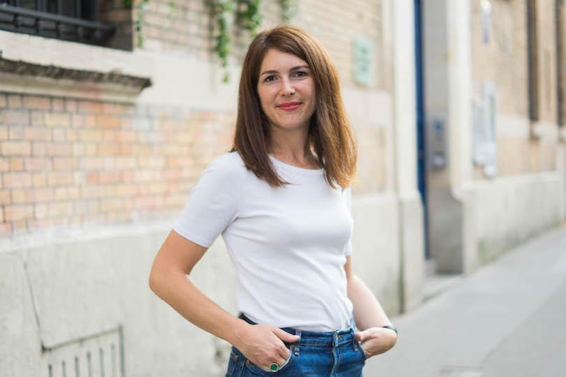 Confidences de maman: Jenny Chammas, fondatrice de Coachappy