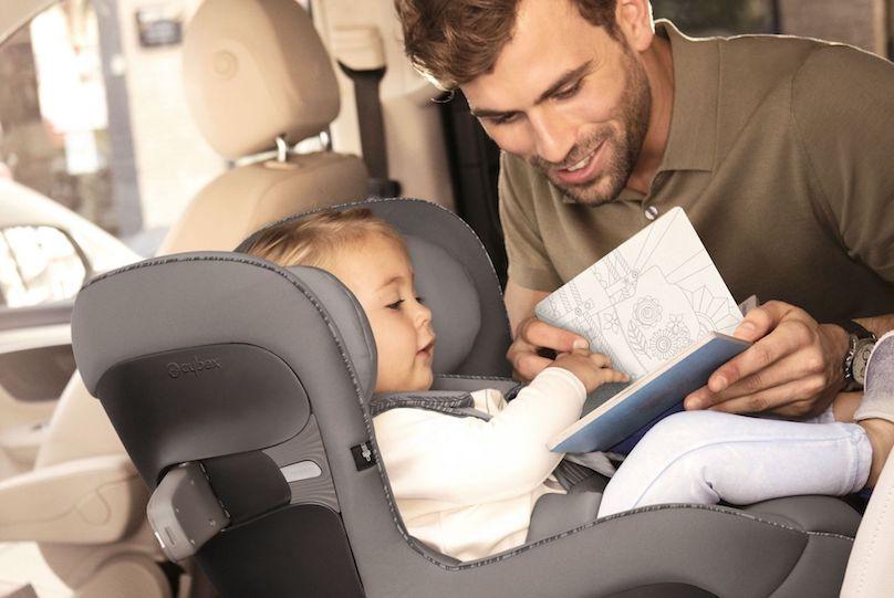 Invitation @Lyon: Prendre la route en toute sécurité avec nos bébés