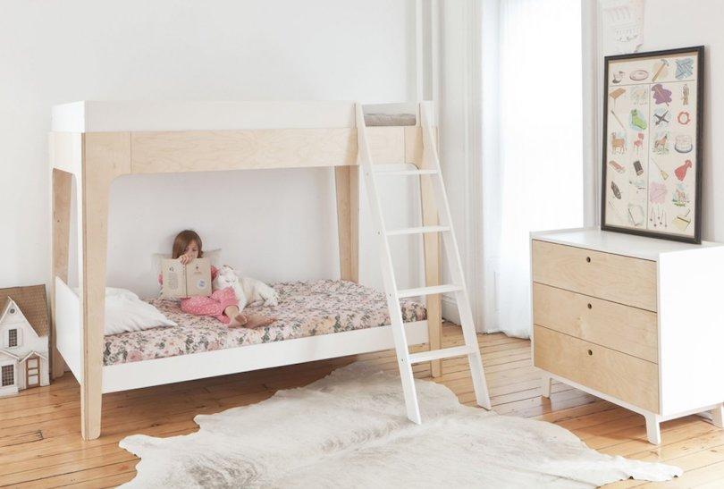 Chambre d'enfant partagée: comment faire de la place pour deux?