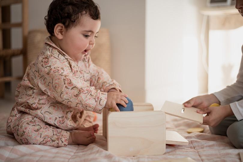 0-3 ans: «La confiance en soi se cultive dès la naissance»