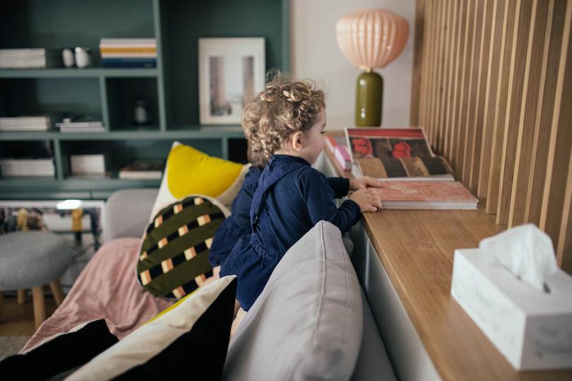 3 activités à faire à la maison avec vos enfants de 18 mois à 5 ans