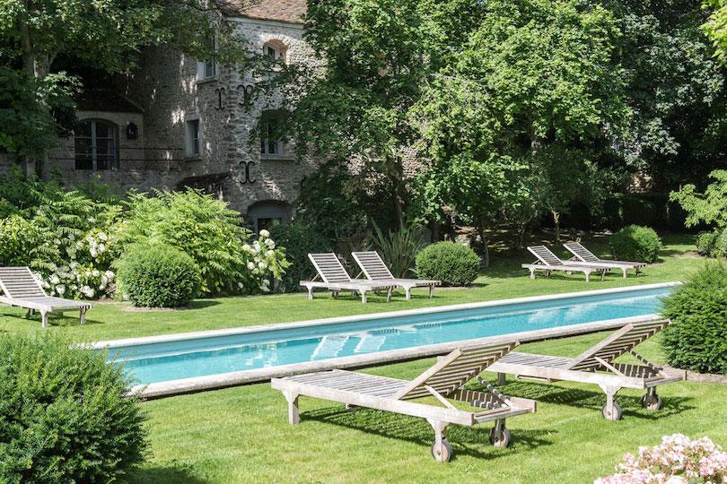 3 adresses kids friendly avec piscine à moins de 2h de Paris