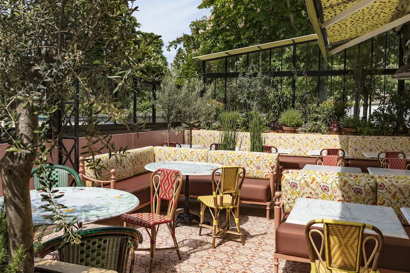 5 adresses pour déjeuner en terrasse avec les enfants à Paris