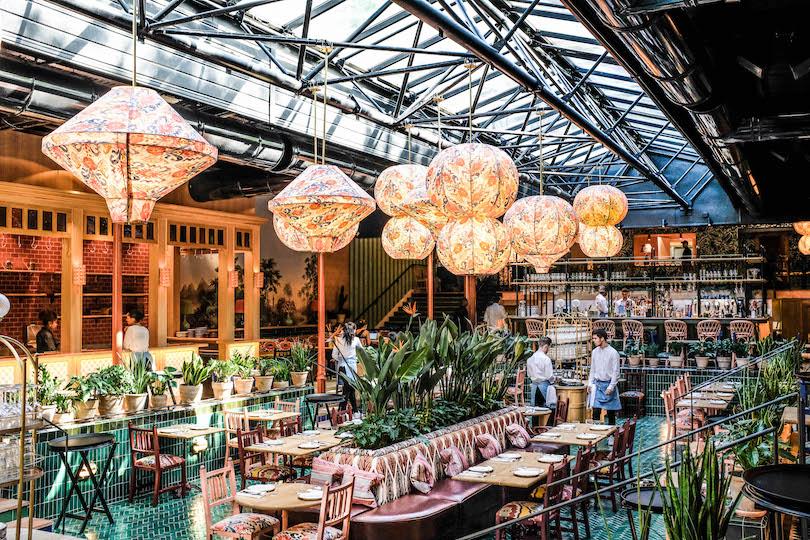 La Gare : la nouvelle adresse pour un brunch à La Muette (75016 Paris)