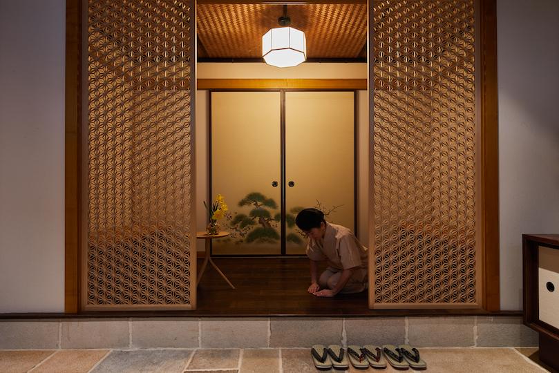 Suisen : un ryokan japonais pour un soin d'exception au cœur du Marais