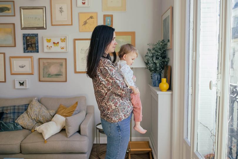 Retour de congé maternité : 4 mantras pour reprendre le cœur léger