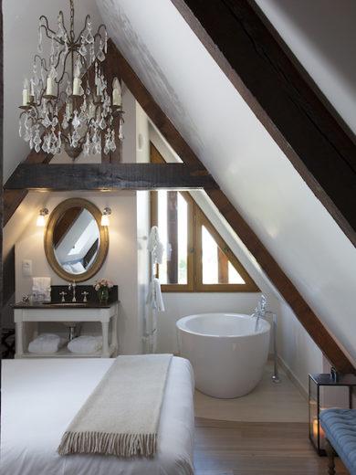 Manoir de Surville - Chambre Cocoon