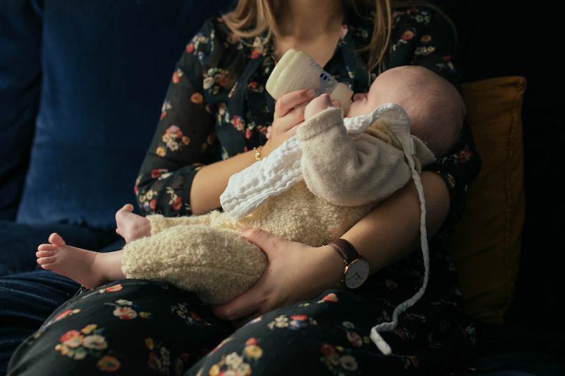 Confidences : j'ai fait un bébé toute seule