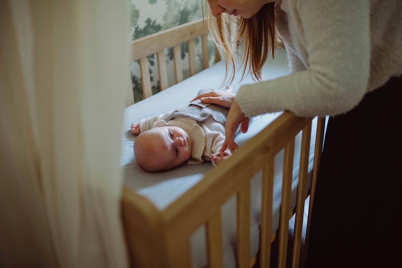 Le sommeil du bébé à l'entrée en crèche: les conseils de Kelly Champinot