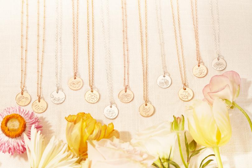 Merci Maman Collection Fleur de Naissance