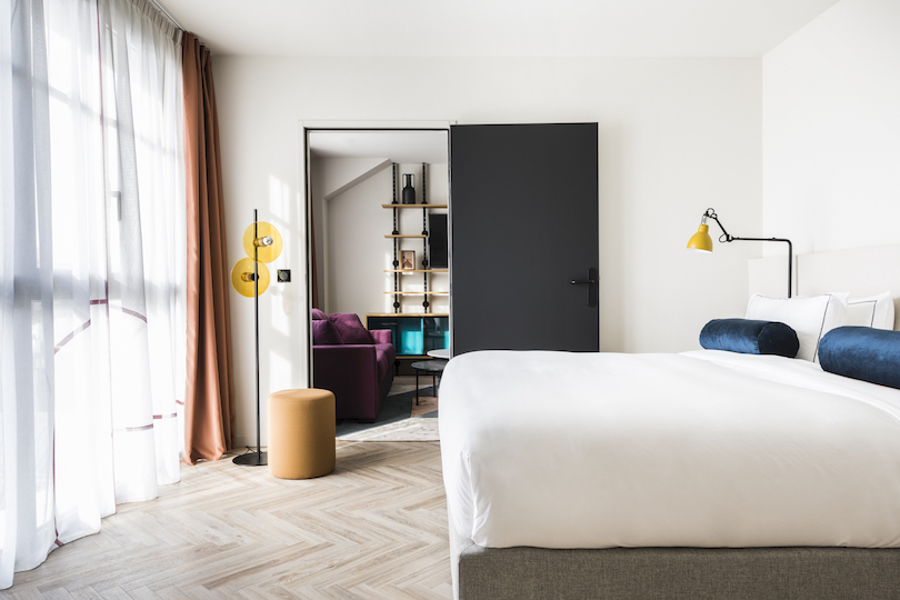Hôtel et lieu de vie: Le Grand Quartier enchante Paris 10