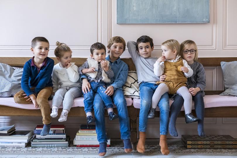 Comment donner, recycler ou revendre les vêtements de nos enfants ?