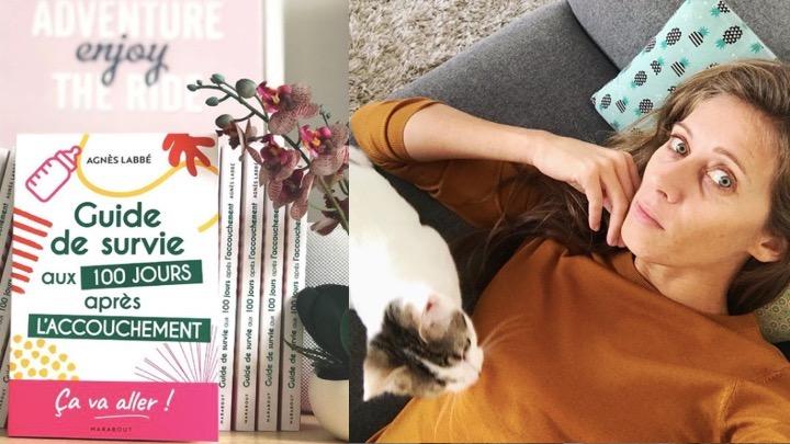 Mères #57 : Agnès Labbé, le post-partum sans filtre