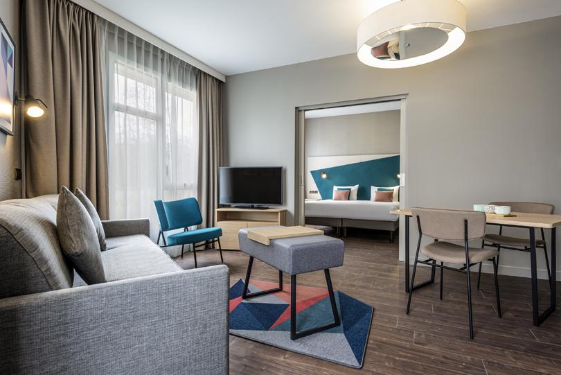 Aparthotel Adagio Paris Nation - A0X1