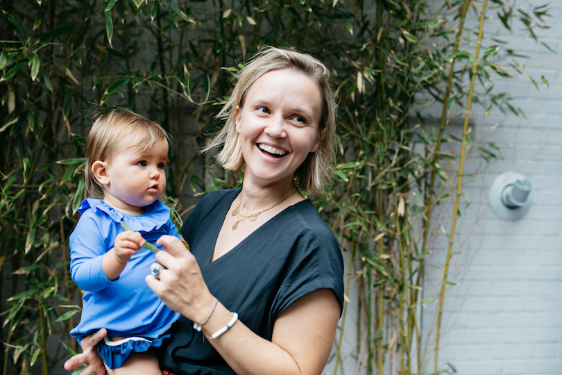 Entrepreneur et maman: Constance Hartig, fondatrice de Canopea