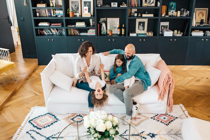 Déco kids: 3 familles et 3 appartements pour vous inspirer