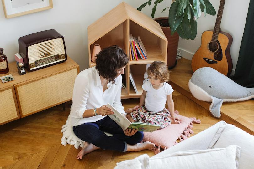 De 0 à 7 ans: nos conseils pour aménager un joli coin enfant dans son salon