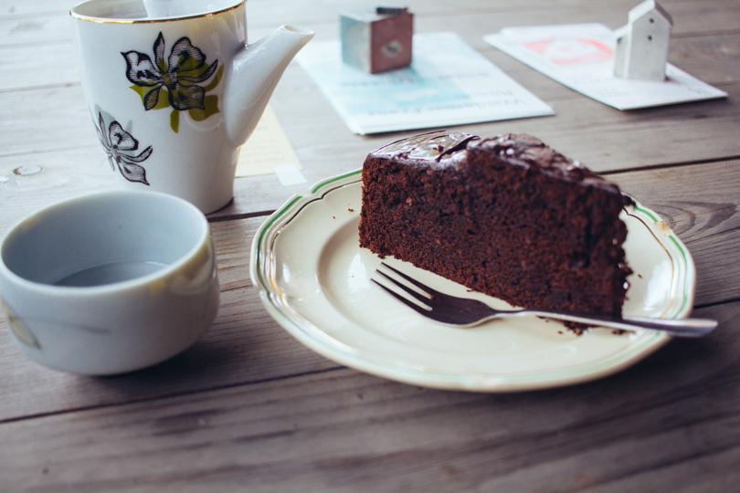Sans sucre, sans beurre et sans gluten : notre recette de gâteau au chocolat léger