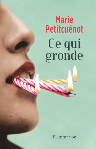 Ce qui gronde, Marie Petitcuénot, Flammarion
